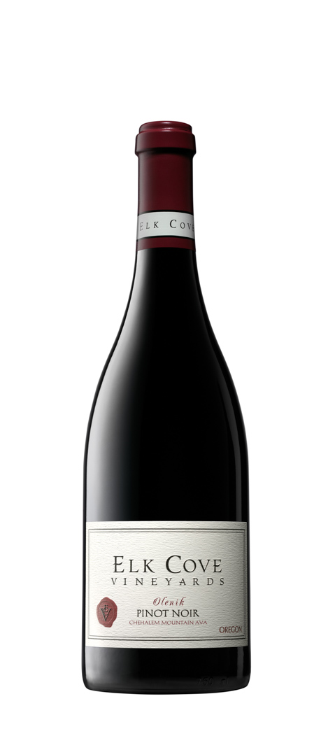 Elk Cove Pinot Noir Single Origin, Olenik