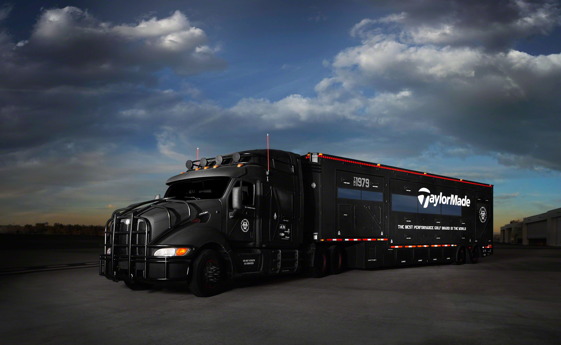 TaylorMade Truck